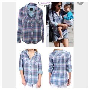 Rails Plaid Kendra Shirt